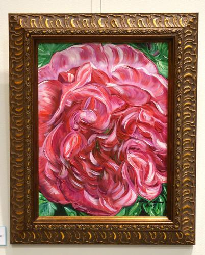merjanaroma maalaus 2